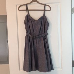 Urban Outfitters Chambray Summer Dress
